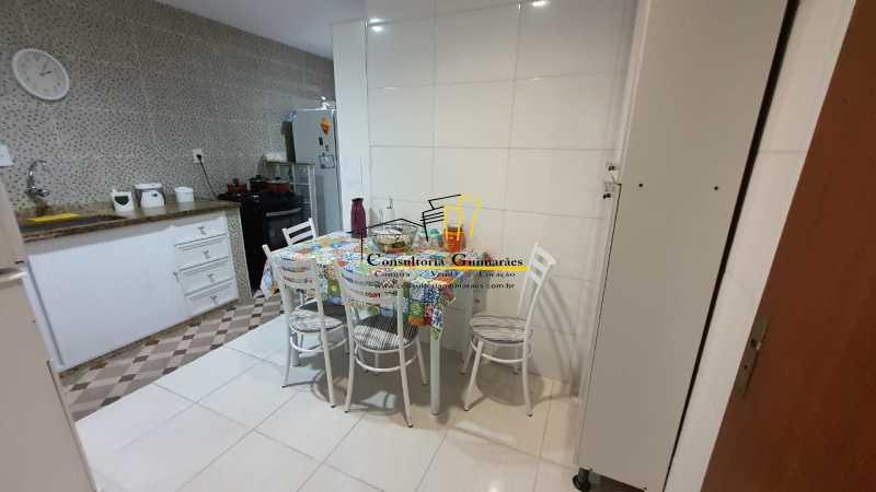 9a39082a-25bf-4420-97de-1f751e - Apartamento à venda Rua Brasil Gérson,Taquara, Rio de Janeiro - R$ 450.000 - CGAP30059 - 23