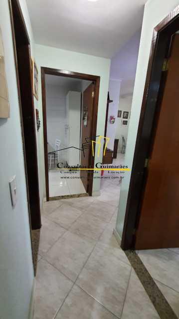 12afa222-f12d-4686-9694-42a1c7 - Apartamento à venda Rua Brasil Gérson,Taquara, Rio de Janeiro - R$ 450.000 - CGAP30059 - 21