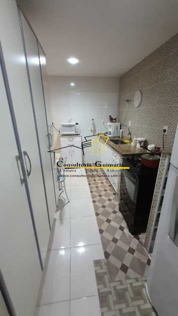50b1979f-59e5-4fb7-b067-58fdd1 - Apartamento à venda Rua Brasil Gérson,Taquara, Rio de Janeiro - R$ 450.000 - CGAP30059 - 25