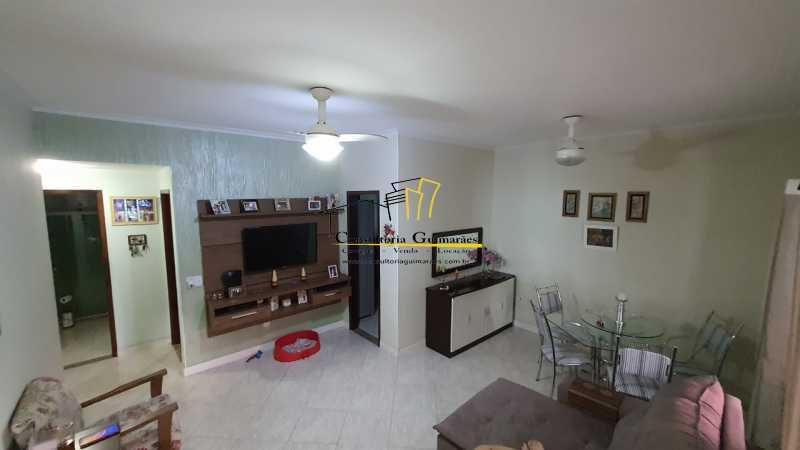 77d342bb-0841-4575-b21e-81c52c - Apartamento à venda Rua Brasil Gérson,Taquara, Rio de Janeiro - R$ 450.000 - CGAP30059 - 13