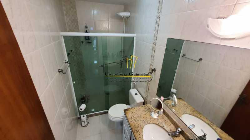 522ba23b-3ddf-429c-9261-fe1598 - Apartamento à venda Rua Brasil Gérson,Taquara, Rio de Janeiro - R$ 450.000 - CGAP30059 - 27