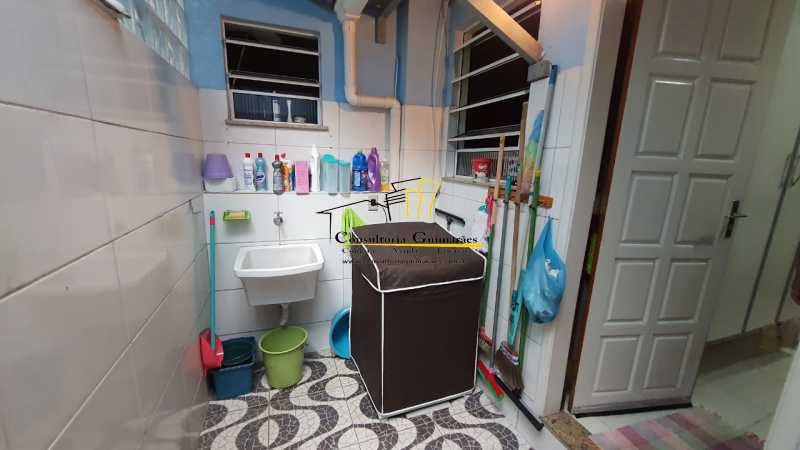 d92c9653-afae-494e-b887-5e1968 - Apartamento à venda Rua Brasil Gérson,Taquara, Rio de Janeiro - R$ 450.000 - CGAP30059 - 26