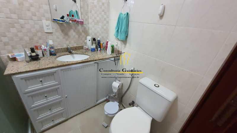 e2caebd3-ea7f-4574-95a6-dc5ad0 - Apartamento à venda Rua Brasil Gérson,Taquara, Rio de Janeiro - R$ 450.000 - CGAP30059 - 24