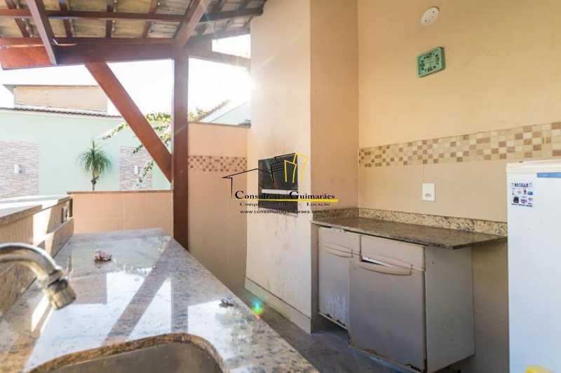 fotos-2 - Casa em Condomínio 3 quartos à venda Pechincha, Rio de Janeiro - R$ 559.000 - CGCN30012 - 7