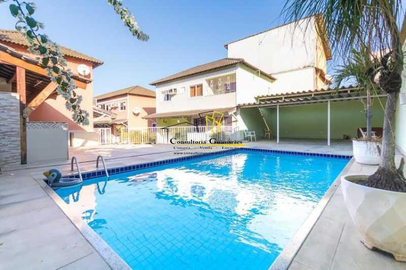 fotos-6 - Casa em Condomínio 3 quartos à venda Pechincha, Rio de Janeiro - R$ 559.000 - CGCN30012 - 21