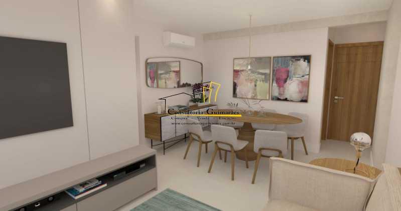 fotos-4 - Apartamento 3 quartos à venda Tijuca, Rio de Janeiro - R$ 729.000 - CGAP30060 - 7