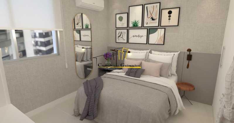fotos-5 - Apartamento 3 quartos à venda Tijuca, Rio de Janeiro - R$ 729.000 - CGAP30060 - 8