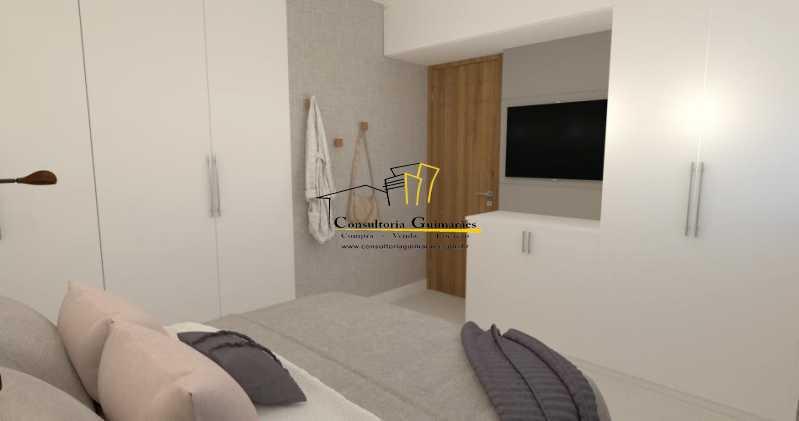 fotos-6 1 - Apartamento 3 quartos à venda Tijuca, Rio de Janeiro - R$ 729.000 - CGAP30060 - 9