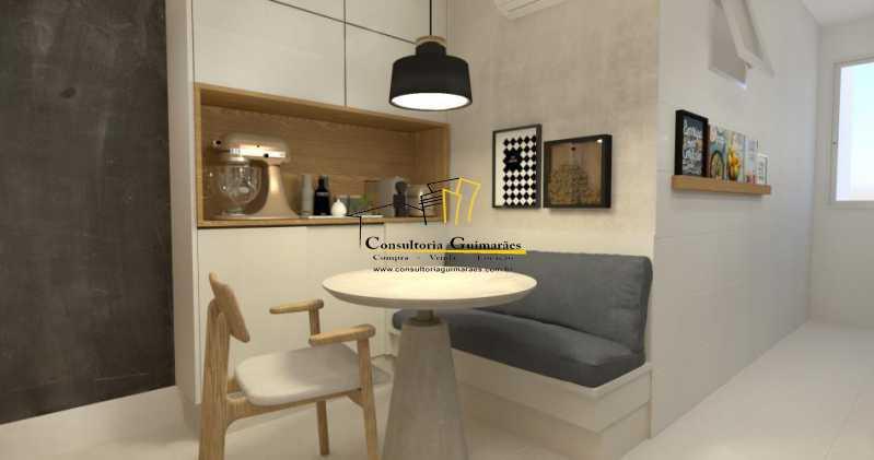 fotos-10 - Apartamento 3 quartos à venda Tijuca, Rio de Janeiro - R$ 729.000 - CGAP30060 - 12