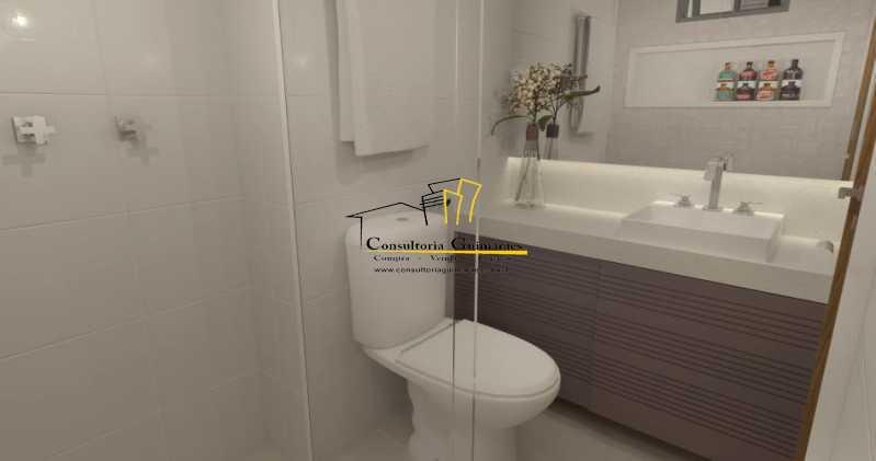 fotos-13 - Apartamento 3 quartos à venda Tijuca, Rio de Janeiro - R$ 729.000 - CGAP30060 - 13