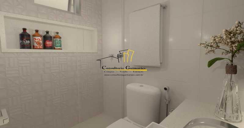 fotos-14 - Apartamento 3 quartos à venda Tijuca, Rio de Janeiro - R$ 729.000 - CGAP30060 - 14