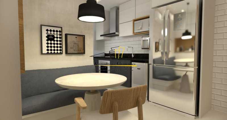 fotos-15 - Apartamento 3 quartos à venda Tijuca, Rio de Janeiro - R$ 729.000 - CGAP30060 - 6