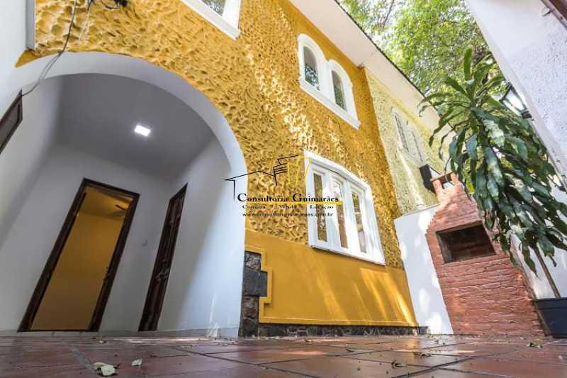 fotos-13 - Casa à venda Tijuca, Rio de Janeiro - R$ 790.000 - CGCA00003 - 17