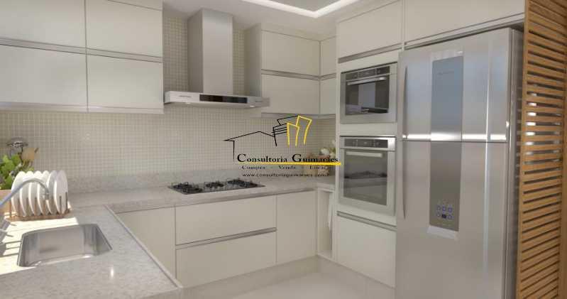 fotos-21 - Casa de Vila 5 quartos à venda Tijuca, Rio de Janeiro - R$ 1.150.000 - CGCV50001 - 6