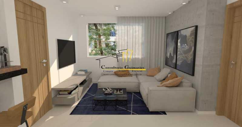 fotos-23 - Casa de Vila 5 quartos à venda Tijuca, Rio de Janeiro - R$ 1.150.000 - CGCV50001 - 8