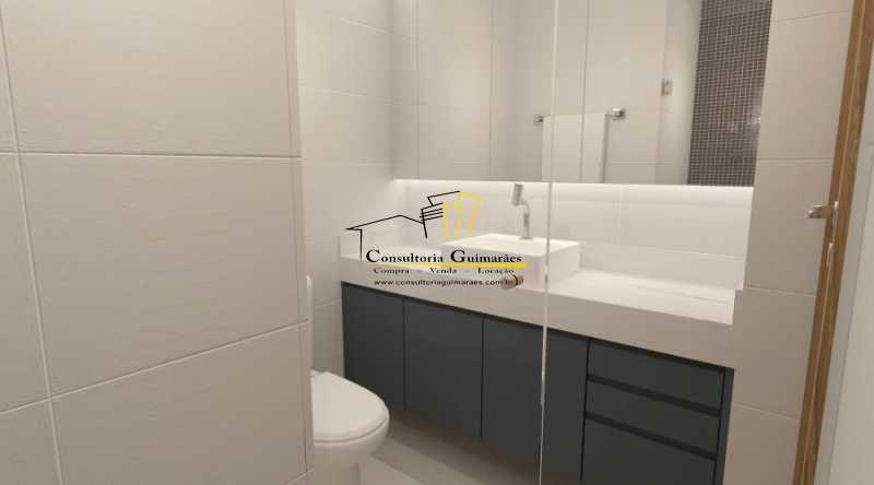 fotos-14 - Apartamento 2 quartos à venda Botafogo, Rio de Janeiro - R$ 599.000 - CGAP20144 - 10