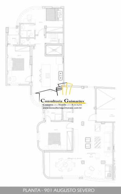 fotos-1 - Apartamento 3 quartos à venda Glória, Rio de Janeiro - R$ 899.000 - CGAP30061 - 13