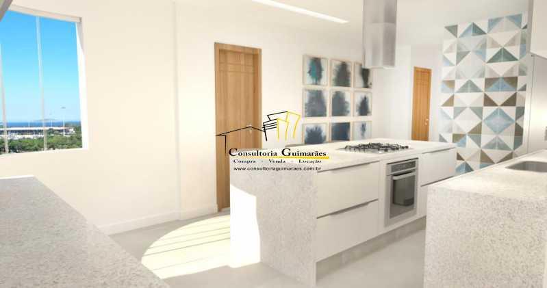 fotos-2 - Apartamento 3 quartos à venda Glória, Rio de Janeiro - R$ 899.000 - CGAP30061 - 8