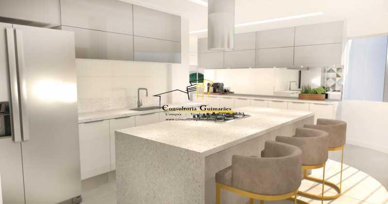 fotos-4 - Apartamento 3 quartos à venda Glória, Rio de Janeiro - R$ 899.000 - CGAP30061 - 9