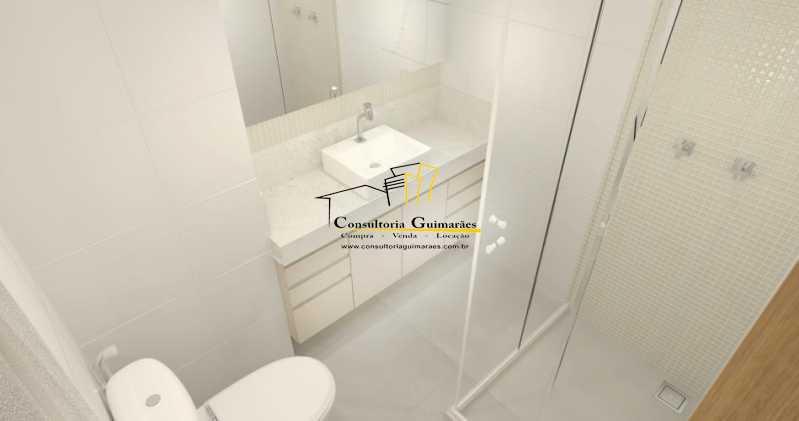 fotos-5 - Apartamento 3 quartos à venda Glória, Rio de Janeiro - R$ 899.000 - CGAP30061 - 10