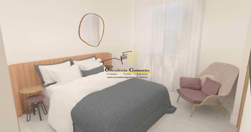 fotos-6 - Apartamento 3 quartos à venda Glória, Rio de Janeiro - R$ 899.000 - CGAP30061 - 11