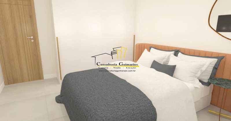 fotos-7 - Apartamento 3 quartos à venda Glória, Rio de Janeiro - R$ 899.000 - CGAP30061 - 12