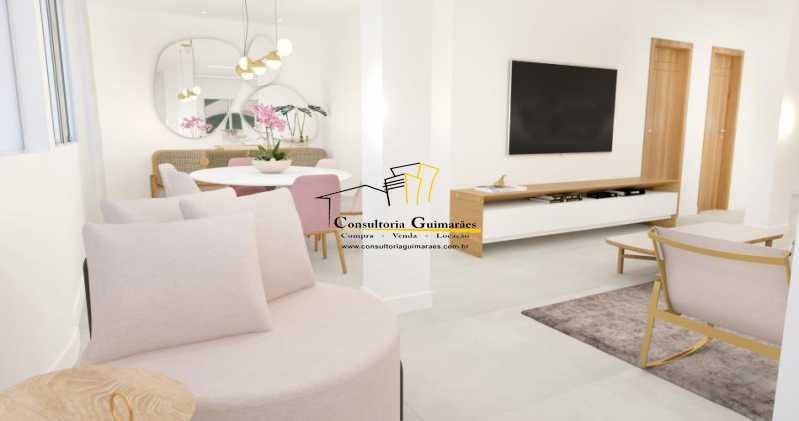 fotos-11 - Apartamento 3 quartos à venda Glória, Rio de Janeiro - R$ 899.000 - CGAP30061 - 5