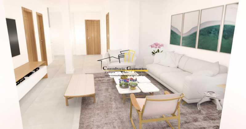 fotos-12 - Apartamento 3 quartos à venda Glória, Rio de Janeiro - R$ 899.000 - CGAP30061 - 3