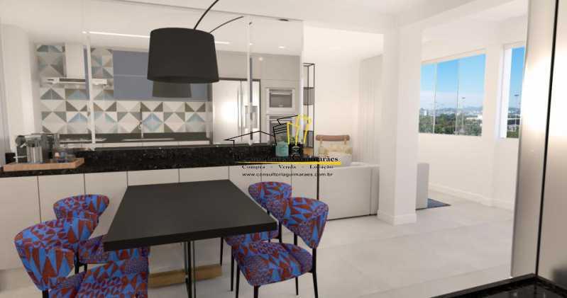 fotos-2 1 - Apartamento 2 quartos à venda Glória, Rio de Janeiro - R$ 719.000 - CGAP20145 - 3