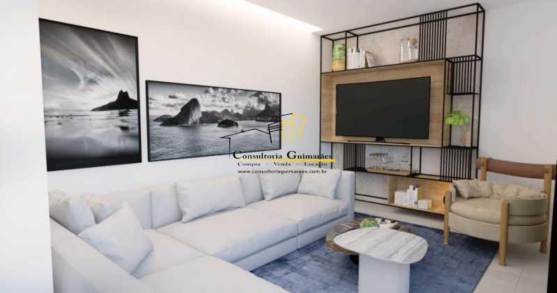 fotos-3 - Apartamento 2 quartos à venda Glória, Rio de Janeiro - R$ 719.000 - CGAP20145 - 1