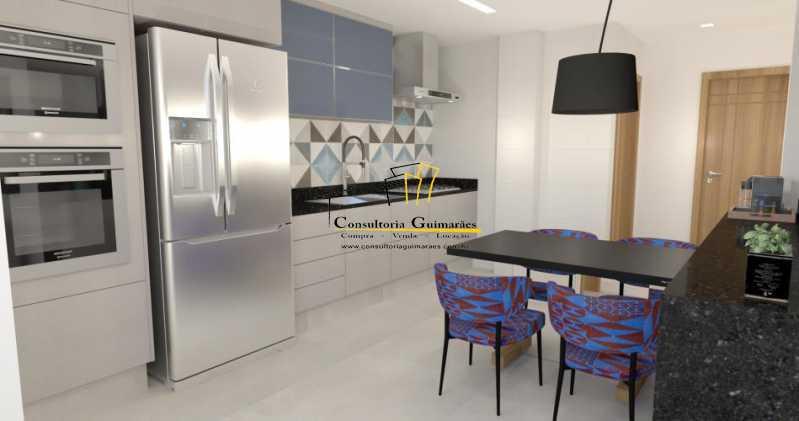 fotos-4 - Apartamento 2 quartos à venda Glória, Rio de Janeiro - R$ 719.000 - CGAP20145 - 7