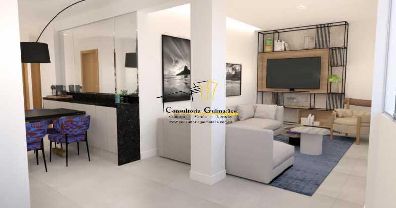 fotos-5 - Apartamento 2 quartos à venda Glória, Rio de Janeiro - R$ 719.000 - CGAP20145 - 4