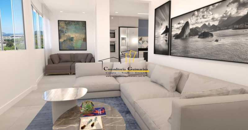 fotos-7 - Apartamento 2 quartos à venda Glória, Rio de Janeiro - R$ 719.000 - CGAP20145 - 8