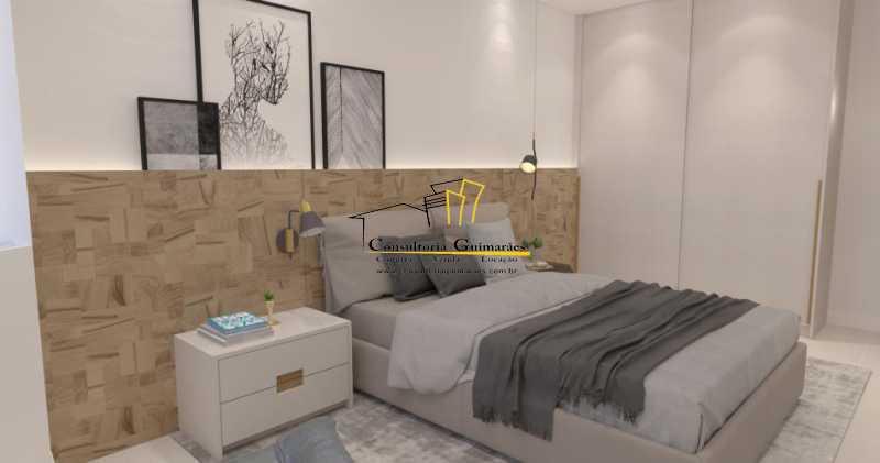 fotos-10 - Apartamento 2 quartos à venda Glória, Rio de Janeiro - R$ 719.000 - CGAP20145 - 9
