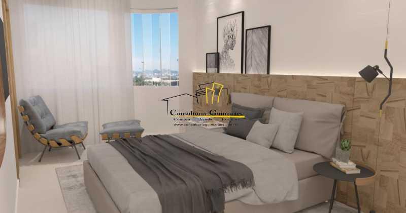 fotos-11 - Apartamento 2 quartos à venda Glória, Rio de Janeiro - R$ 719.000 - CGAP20145 - 10