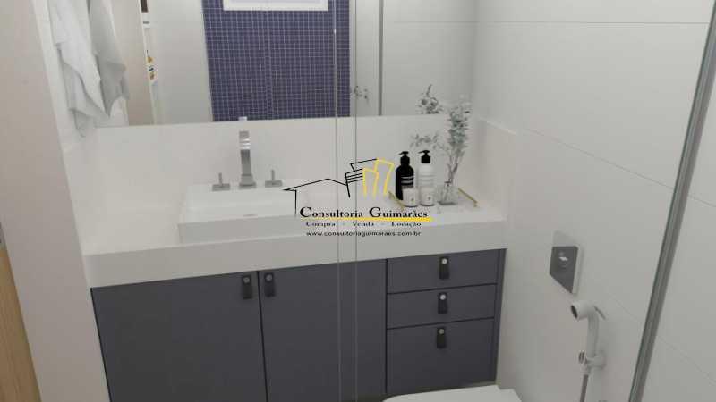 fotos-12 - Apartamento 2 quartos à venda Glória, Rio de Janeiro - R$ 719.000 - CGAP20145 - 11