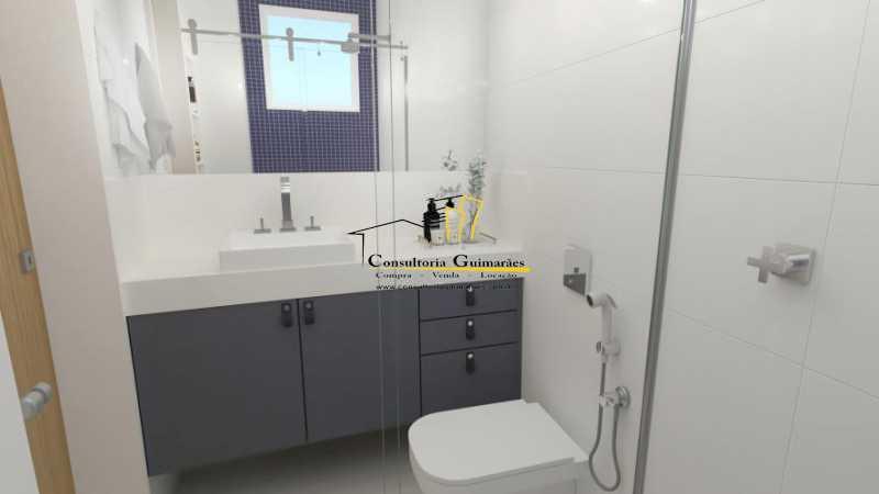 fotos-13 - Apartamento 2 quartos à venda Glória, Rio de Janeiro - R$ 719.000 - CGAP20145 - 12