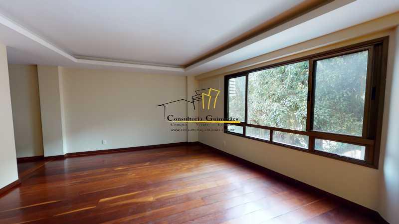 desktop_living15.salas 2.salas - Apartamento 2 quartos à venda Leblon, Rio de Janeiro - R$ 1.650.000 - CGAP20146 - 3