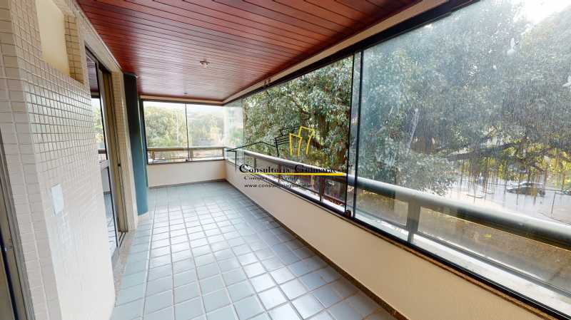 desktop_living16.salas 3.salas - Apartamento 2 quartos à venda Leblon, Rio de Janeiro - R$ 1.650.000 - CGAP20146 - 5
