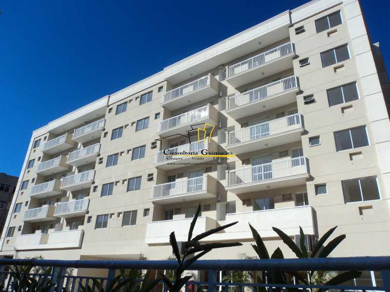 DSC00985 - Apartamento 2 quartos à venda Pechincha, Rio de Janeiro - R$ 273.000 - CGAP20147 - 5