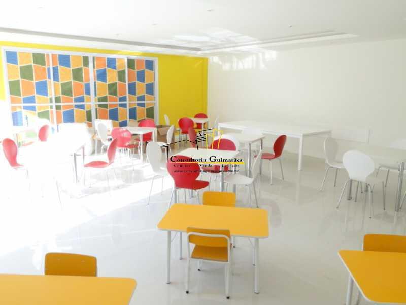 DSC04738 - Apartamento 2 quartos à venda Pechincha, Rio de Janeiro - R$ 273.000 - CGAP20147 - 8