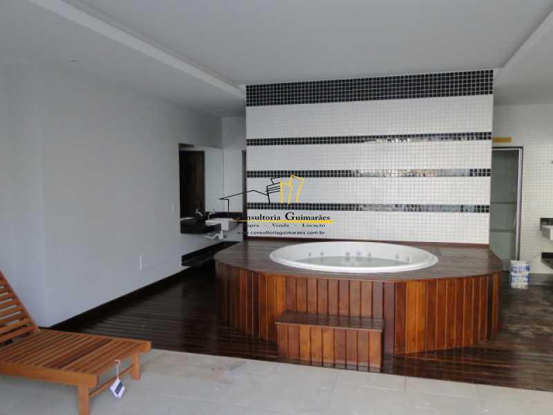 DSC04742 - Apartamento 2 quartos à venda Pechincha, Rio de Janeiro - R$ 273.000 - CGAP20147 - 9