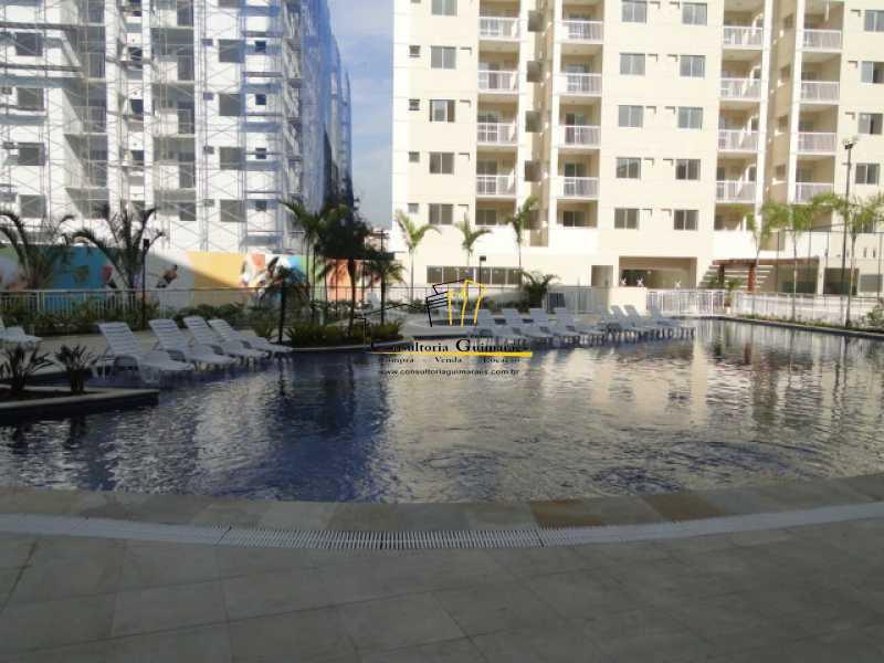 DSC04743 - Apartamento 2 quartos à venda Pechincha, Rio de Janeiro - R$ 273.000 - CGAP20147 - 1