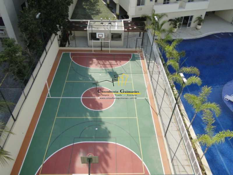 DSC04752 - Apartamento 2 quartos à venda Pechincha, Rio de Janeiro - R$ 273.000 - CGAP20147 - 10