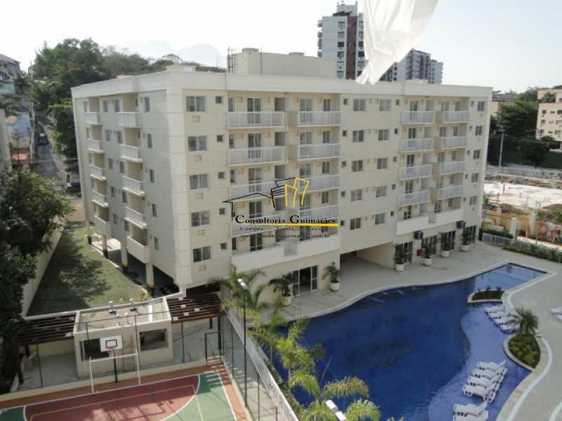 DSC04753 - Apartamento 2 quartos à venda Pechincha, Rio de Janeiro - R$ 273.000 - CGAP20147 - 4