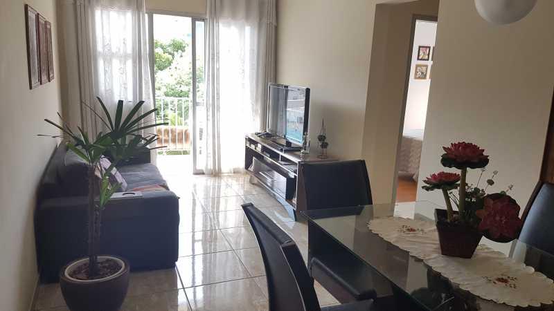 20190314_083340 - Apartamento à venda Rua Cândido Benício,Tanque, Rio de Janeiro - R$ 220.000 - CGAP20016 - 5