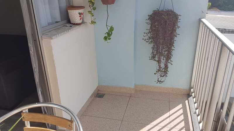 20190314_083740 - Apartamento à venda Rua Cândido Benício,Tanque, Rio de Janeiro - R$ 220.000 - CGAP20016 - 7