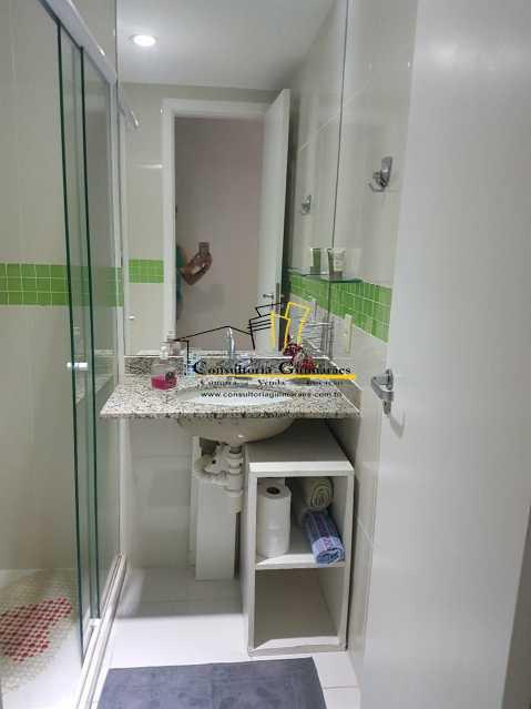 6afa15b4-2dc7-4595-a416-466b79 - Alugo apartamento 2 quartos sendo 1 suíte todo mobiliado (Pechincha) - CGAP20154 - 9