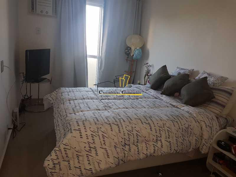 a112d3f6-2029-4962-b2ed-4dc965 - Alugo apartamento 2 quartos sendo 1 suíte todo mobiliado (Pechincha) - CGAP20154 - 11