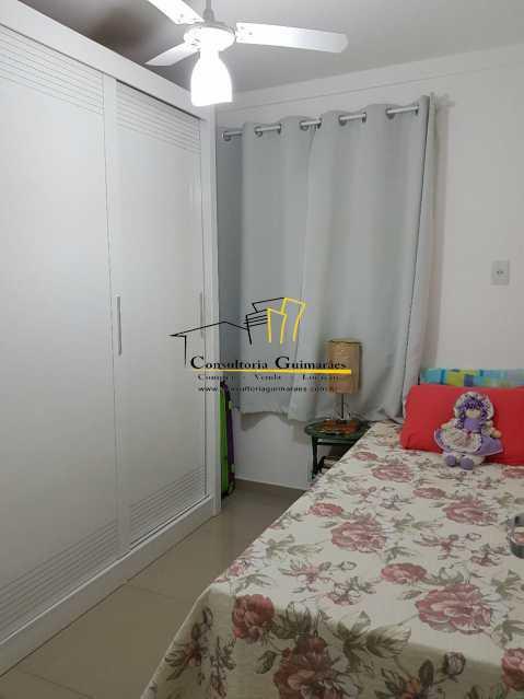 f89050d7-67fd-42f5-add4-38a789 - Alugo apartamento 2 quartos sendo 1 suíte todo mobiliado (Pechincha) - CGAP20154 - 13